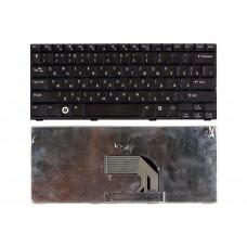 Клавиатура для ноутбука  Dell Inspiron mini 1012 1018 Русская Черный Без подсветки С фреймом