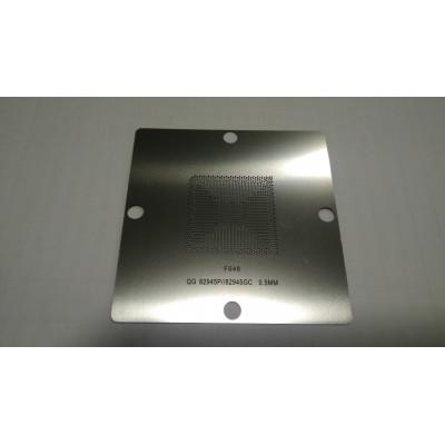Трафарет QG 82945P\82945GC 0.5mm 80x80