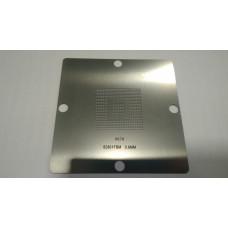 Трафарет 82801FBM 0.6mm 80x80