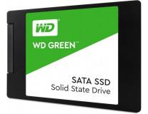 Жесткий диск Western Digital WDS240G2G0A Western Digital 2.5 240 ГБ SATA III SSD