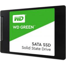 Жесткий диск Western Digital WDS240G2G0A Western Digital 2.5' 240 ГБ 450/550мб/с TLC SATA III SSD