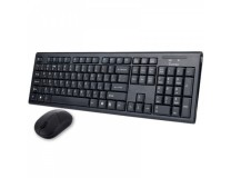 Комплект клавиатура + мышь SmartBuy SBC-23335AG-K SmartBuy USB есть 1000 dpi Черный