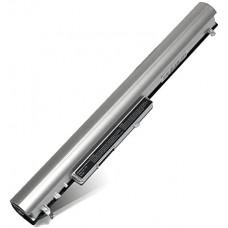 Батарея для ноутбука HP LA04 (Pavilion 14-N000, 15-N000, 15-N200 series) 2600mAh 14.4V-14.8V серебристый