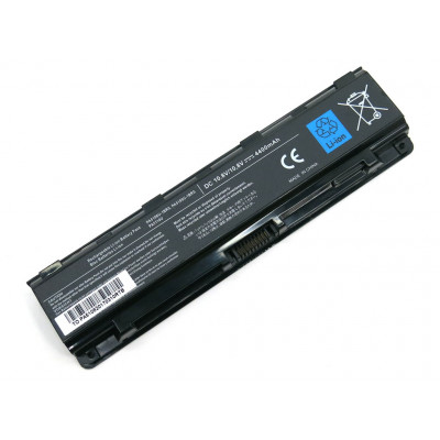 Батарея Toshiba PA5108U-1BRS (Satellite C50, C50T, C50D, C55, C55D, C55DT, C75) Toshiba 4400mAh  10.