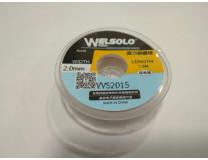 Оплетка для снятия припоя Welsolo WS2015