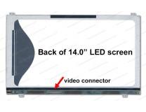 Матрица для ноутбука Samsung 140LFS740BL (LTN140AT21-T01) Samsung 14.0 1366x768 LED 40 pin внизу сл