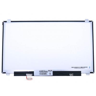 Матрица для ноутбука BOE NT173WDM-N11 BOE 17.3' 1600x900 LED 30pin eDP внизу слева SLIM Вертикальные ушки Глянцевая