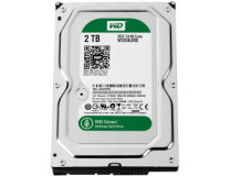 Жесткий диск Western Digital Caviar Green  (WD20EZRX) Western Digital 3.5' 2 ТБ 5400 об/мин 64 МБ SA