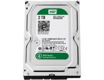 Жесткий диск Western Digital Caviar Green  (WD20EZRX) Western Digital 3.5 2 ТБ 5400 об/мин 64 МБ SA