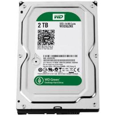 Жесткий диск Western Digital Caviar Green  (WD20EZRX) Western Digital 3.5' 2 ТБ 5400 об/мин 64 МБ SA