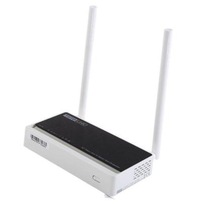 Маршрутизатор/роутер Totolink Totolink N300RT Totolink Ethernet 4 порта 802.11 b/g/n  300mbps 2