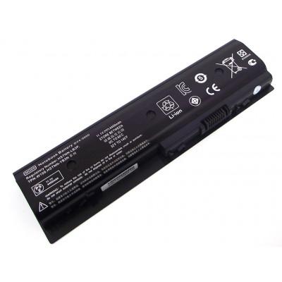 Батарея для ноутбука HP Pavilion DV4-5000, M6-1000, dv6-7000 (HSTNN-DB3P, MO06) 5200mAh 11.1V Чёрный