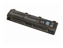 Батарея для ноутбука Toshiba Satellite C800, C805, M800, L800 (L805, M805, L830 (PA5024U-1BRS)) 5200mAh 10.8 V Чёрный