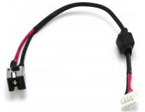 Разъем питания для ноутбука ASUS X53 X43U X53U K53 (DC30100EW00 с кабелем) ASUS