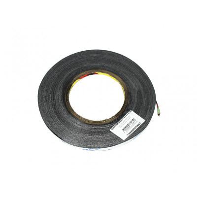 Скотч 3M двухсторонний чёрный 0,08мм (9448а) 10 мм 50 м
