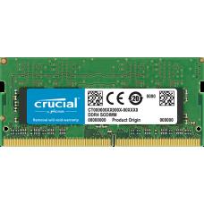 Оперативная память Crucial SO-DIMM (CT4G4SFS824A) Crucial SODIMM DDR4 4 ГБ 2400 МГц Для ноутбука 1