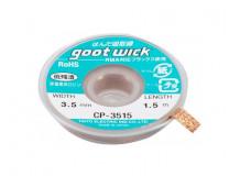 Оплетка для снятия припоя GOOT CP-3515 copy