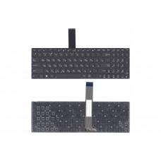 Клавиатура для ноутбука  ASUS A56, K56, S56, S505, S550 Русская Черный Без подсветки Без фрейма