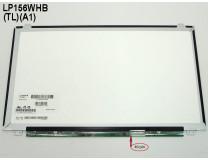 Матрица для ноутбука LG-Philips LP156WHB-TPA1 40 pin LG-Philips 15.6' 1368х768 LED 40 pin внизу справа SLIM Вертикальные ушки Глянцевая