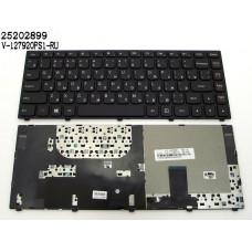 Клавиатура для ноутбука  Lenovo YOGA 13 Series (V127920FK1) Русская Черный Без подсветки С фреймом L