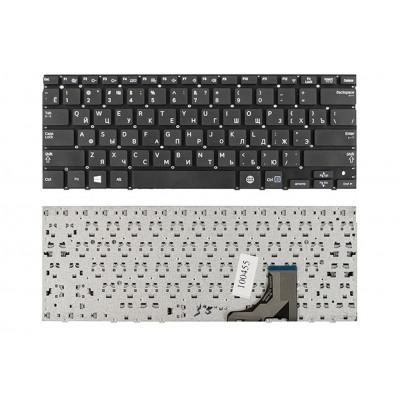 Клавиатура для ноутбука  Samsung NP530V3, NP535V3, NP530U3, NP535U3 (BA59-03381A) Русская Черный Без