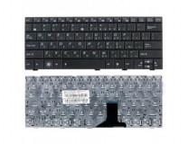 Клавиатура для ноутбука  ASUS Eee PC 1001, 1005, 1008 Series (04GOA192KRU10) Русская Черный Без подсветки С фреймом