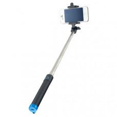 Селфи палка Perfeo  M7 Selfie Stick с беспроводной кнопкой (Perfeo M7 Selfie Stick) до 350 г 18.5-80