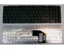Клавиатура для ноутбука  HP G6-2000 (681800) HP Русская Черный Без подсветки Без фрейма