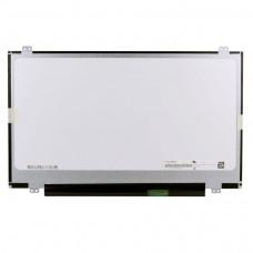 Матрица для ноутбука ChiMei  N140FGE-LA2 14.0' 1600x900 LED 40 pin внизу справа SLIM Вертикальные ушки Глянцевая
