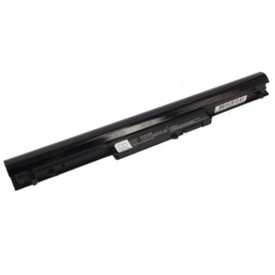 Батарея для ноутбука HP OA04/14.8V (15-G000, 15-D000 series) 2200mAh 14.8V Чёрный