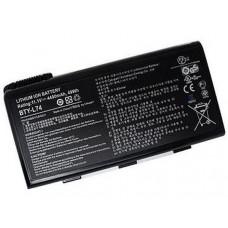 Батарея MSI  BTY-L74 (CR500, CR600, CR610, CX600, CR620, CX700, CR700) MSI 4400mAh  11.1V Чёрный