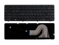 Клавиатура для ноутбука  HP Presario CQ56, CQ62, G56, G62 Русская Черный