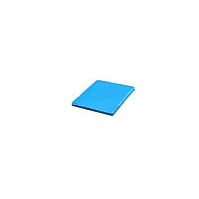 Термопрокладка силиконовая 15*15*1.00mm, 3.0 w/m-K