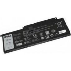 Батарея Dell F7HVR (Inspiron 14 7437, 15 7537, 17 7737) Dell 58Wh 14.8V Чёрный