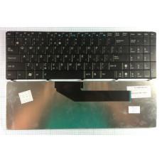 Клавиатура для ноутбука  ASUS 04GNQW1KRU00 (K40, F82, P80, P81, X8 series) Русская Черный Без подсве