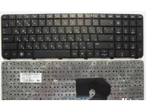 Клавиатура для ноутбука  HP dv7-6000, dv7-6100 (664264-251 90.4XT07.POR) Русская Черный Без подсветк