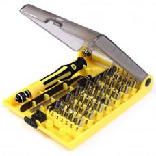 Набор отверток для ремонта ноутбука Binoax 45 in 1 Screwdriver Set (TL00272)