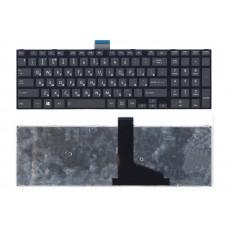 Клавиатура для ноутбука  Toshiba L50D-A L70-A S50-A S50D-A S70D-A Русская Черный Без подсветки
