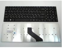 Клавиатура для ноутбука  ACER Aspire 5830, 5830G,5830Т (PK130HJ1B04) Русская Черный Без подсветки Бе