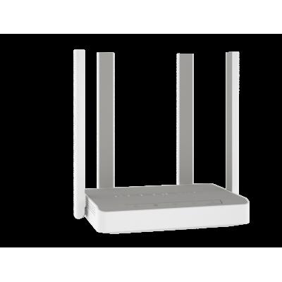 Маршрутизатор/роутер Keenetic AIR (2,4Ghz - 5Ghz ) Keenetic Ethernet 3 порта 802.11 b/g/n  300mbps,