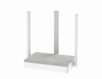 Маршрутизатор/роутер Keenetic CITY (2,4Ghz - 5Ghz ) Keenetic Ethernet 3 порта 802.11 b/g/n  300mbps,