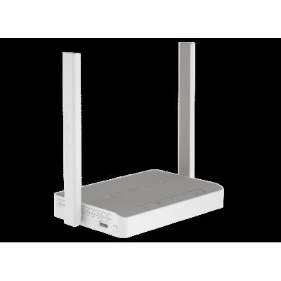 Маршрутизатор/роутер Keenetic OMNI (USB-порт) Keenetic Ethernet 4 порта 802.11 b/g/n  300mbps 2