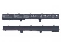 Батарея для ноутбука ASUS X451CA, X551CA, P551CA, R512CA, F451c (A41N1308 ) 2600mAh 14.4V-14.8V Чёрный