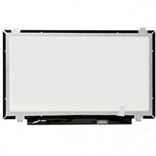 Матрица для ноутбука BOE NT140WHM-N31 BOE 14.0' 1366x768 LED 30pin eDP внизу справа SLIM Вертикальные ушки Глянцевая