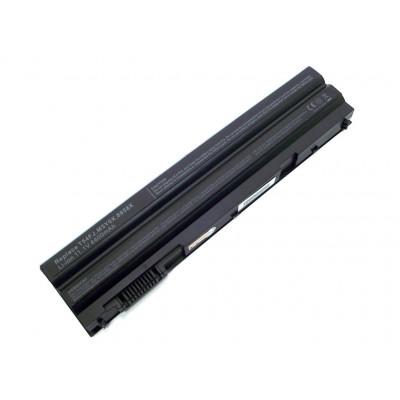 Батарея для ноутбука Dell Latitude E5420, E5520, E6320, E6420 (E6520, Inspiron 15R, 17R, Vostro 3460, 3560, NHXVW) Dell 4400mAh  11.1V Чёрный