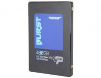 Жесткий диск Patriot PBU480GS25SSDR Patriot 2.5 480 ГБ SATA III SSD