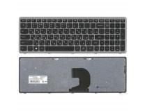 Клавиатура для ноутбука  Lenovo IdeaPad: P500, Z500 (25-209281) Русская Черный Без подсветки С фрейм