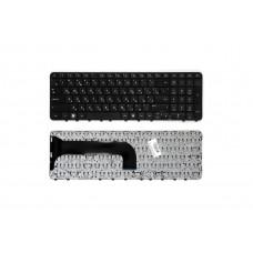 Клавиатура для ноутбука  HP Envy m6-1000, m6t-1000 Русская Черный Без подсветки Без фрейма HP