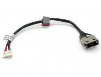 Разъем питания для ноутбука LENOVO Ideapad G50-70, G50-80, G50-30, G50-40 (USB+pin С кабелем!)