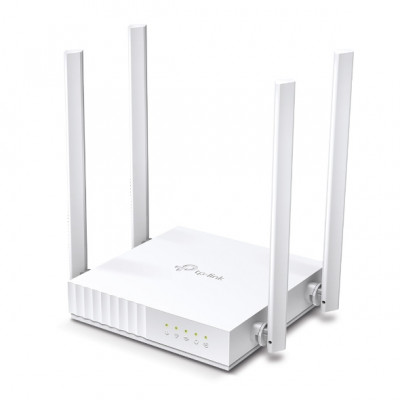 Маршрутизатор/роутер TP-Link Archer C24 Ethernet 4 порта 802.11 b/g/n  300mbps, 802.11ac 750mbps 4